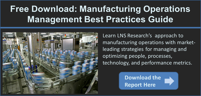 manufacturing ops guide