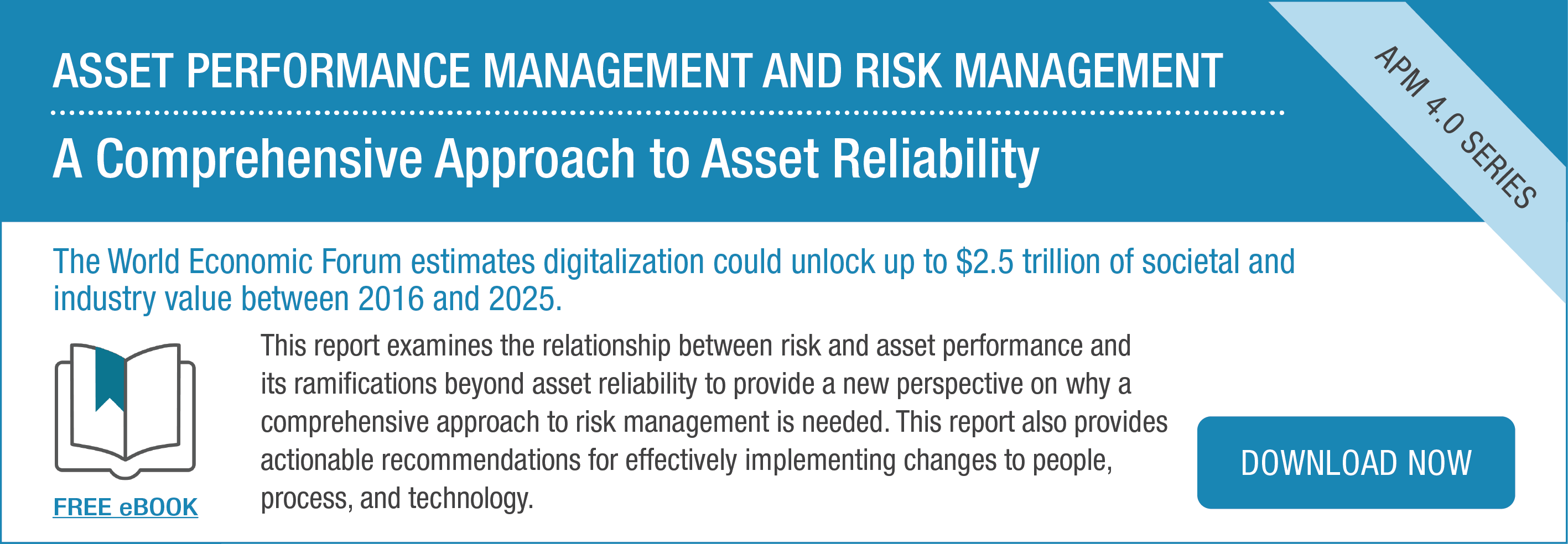 Download The Asset Performance Management and Risk Management Ebook