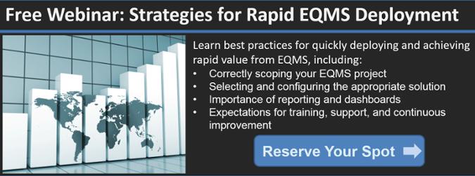 EQMS Implementation