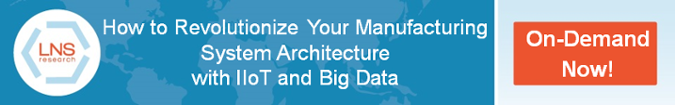 IIoT & Big Data 2016 Webcast On-Demand