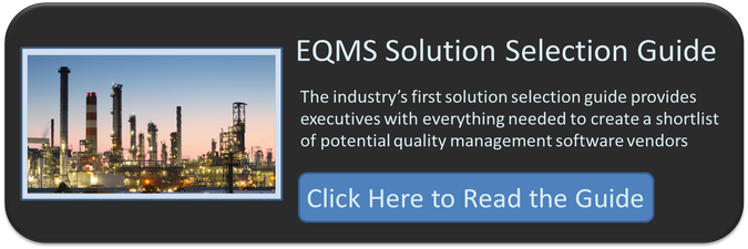 Enterprise Quality Management Software