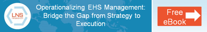 [eBook] Operationalizing EHS Management: Bridge the Gap from Strategy to Execution