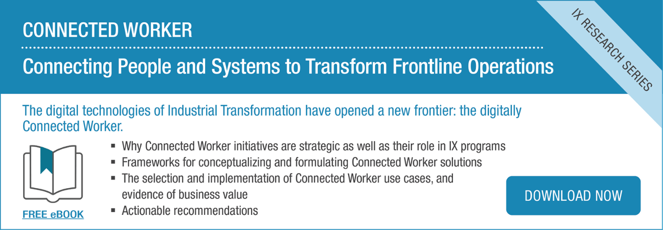 Ebook | Connecting People and Systems to Transform Frontline Operations