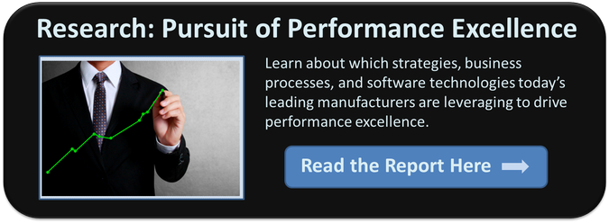 manufacturing performance metrics