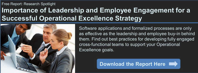 Operational Excellence Leadership