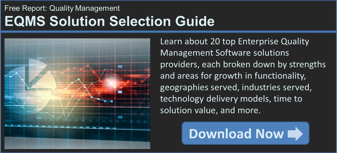 eqms solutions selection gide