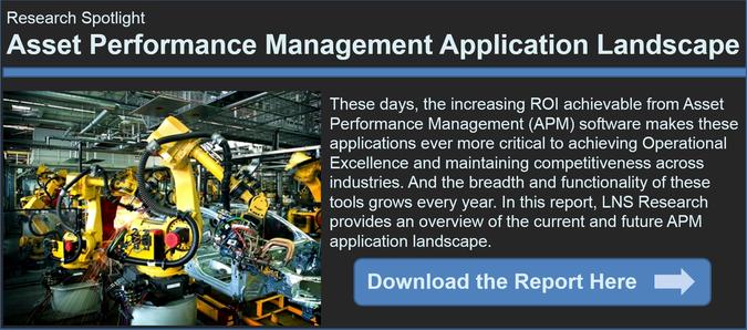 APM software application