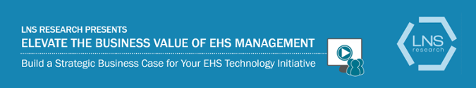 Elevate EHS Management Webcast