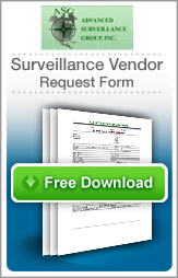 Surveillance Vendor Request Form