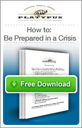 How to Be Prepared in a Crisis