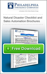 Sales Automation Support and Natural Disaster Checklist