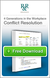 4 Generations in the Workplace - Conflict Resolution