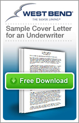 Sample Cover Letters for Underwriters