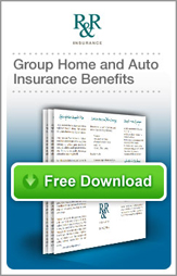 Group Home and Auto Insurance Benefits