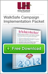 WalkSafe Campaign Packet