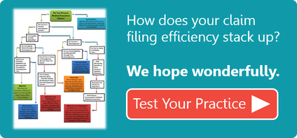 Download the Claim Filing Efficiency Test