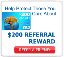 CA Security Pro $200 Referral Reward