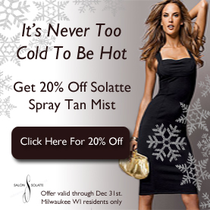 Solatte Spray Tan