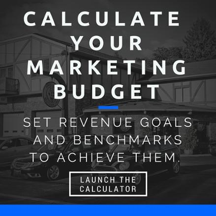 Launch The Marketing Budget Calculator