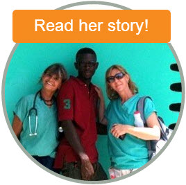 Read her story!