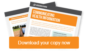 Communicating Health Information