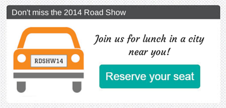 Road Show Lunch & Learns