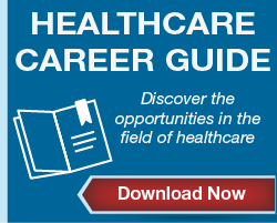 healthcare career guide