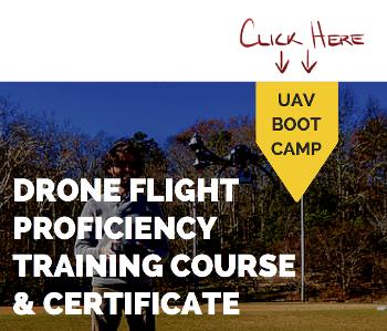 UAV Boot Camp Drone Training