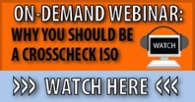 check processing webinar, ISO webinar