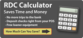 remote deposit capture calculator
