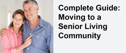 Moving to a Senior Living Community