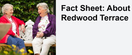 About Redwood Terrace Senior Living