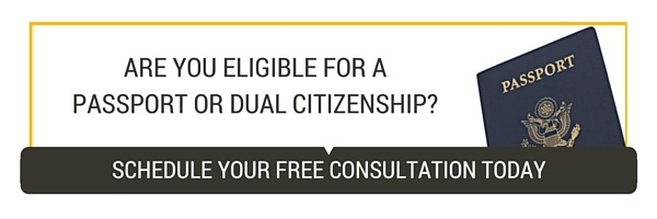 Are you eligible to apply for second citizenship and passport?