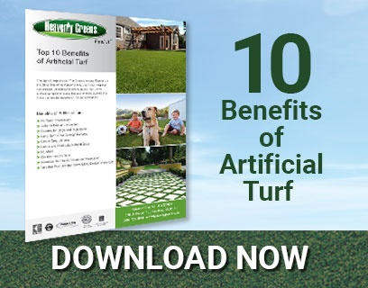 top benefits to artificial turf