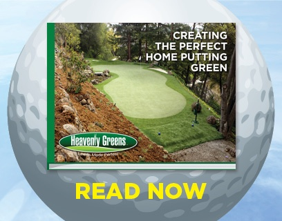 Home Putting Green Offer