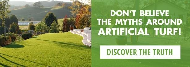 Don't believe the myths around synthetic grass