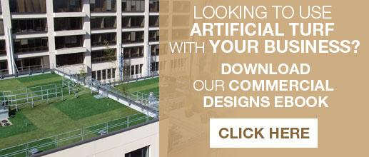 designing with artificial turf