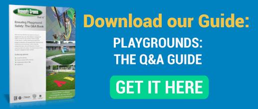 playground artificial turf