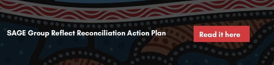 SAGE Group Reflect Reconciliation Action Plan