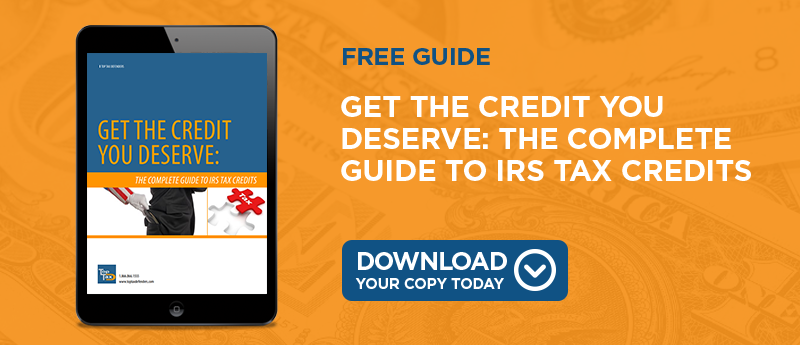Tax Credits Guide