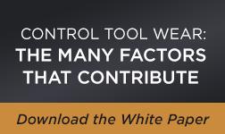 Controlling Tool Wear 6