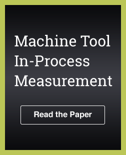 Machine Tool Process Measurement 1