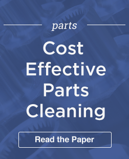 Cost Effective Parts Cleaning 2