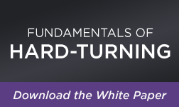 Hard Turning Fundamentals 6
