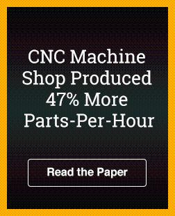 More Parts Per Hour 1