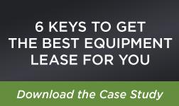 Keys Equipment Lease