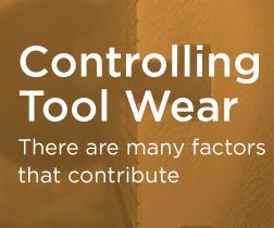 Controlling Tool Wear 5