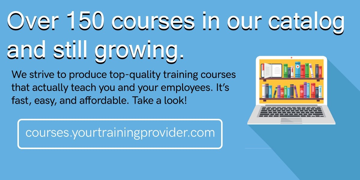 Over 150 courses in our catalog and still growing!