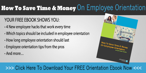 Employee Orientation Ebook
