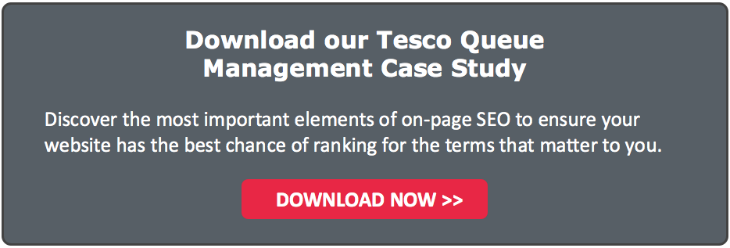 Download the Tesco Queue Management Case Study